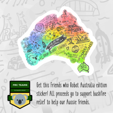 Support the Australian FRC Teams Here!